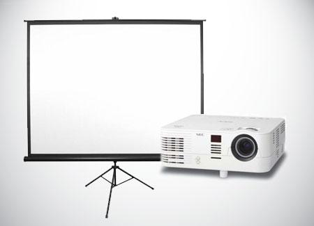 Bisnis persewaan proyektor Jati Sampurna